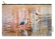 Seagulls - Impressions Carry-all Pouch