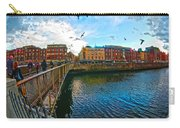 Seagulls Over Liffey Carry-all Pouch