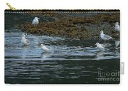 Seagulls-signed-#9360 Carry-all Pouch