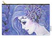 Seahorse Dreams Mermaid Carry-all Pouch
