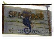Seahorse Est. 1934 Carry-all Pouch
