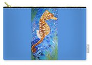 Seahorse Number 1 Carry-all Pouch