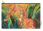 Seahorse - Spirit Of Contentment Carry-all Pouch