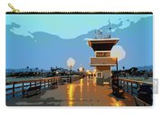 Seal Beach Evening  Carry-all Pouch