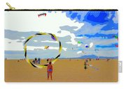 Seal Beach Kite Festival Carry-all Pouch