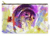 Seal Mammal Cute Marine Life  Carry-all Pouch