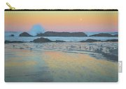 Seal Rock Moonset Carry-all Pouch