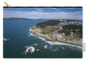 Seal Rocks At The Cliff House Carry-all Pouch