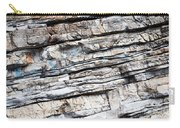 Abstract Rock Stone Texture Carry-all Pouch