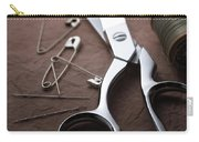 Seamstress Scissors Carry-all Pouch