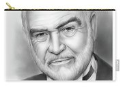 Sean Connery Carry-all Pouch