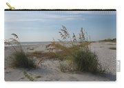Seaoats On The Beach Carry-all Pouch