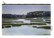 Searching Savannah Marsh By Marilyn Nolan- Johnson Carry-all Pouch