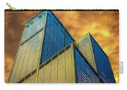 Sears Tower By Skidmore, Owings And Merrill Dsc4411 Carry-all Pouch