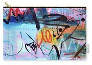 Seascape Abstract Carry-all Pouch