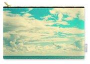Seascape Cloudscape Instagramlike Carry-all Pouch