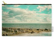 Seascape Cloudscape Retro Effect Carry-all Pouch