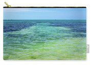 Seascape - The Colors Of Key West Carry-all Pouch