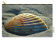 Seashell After The Wave Carry-all Pouch