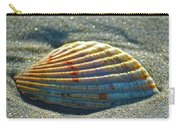 Seashell After The Wave Square Carry-all Pouch