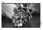 Seashell Bw  Carry-all Pouch