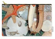 Seashell Crazy Carry-all Pouch