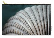 Seashell Designs Carry-all Pouch