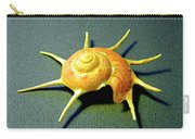 Seashell Guildfordia Yoca Carry-all Pouch