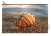 Seashell In The Sand Carry-all Pouch