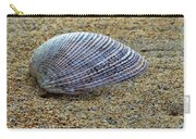 Seashell On The Sand Carry-all Pouch