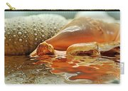 Seashell Reflections On Water Carry-all Pouch