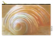 Seashell Sandy Fantasy Carry-all Pouch