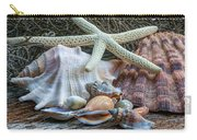 Seashells 2 Carry-all Pouch