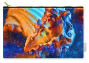 Seashells Abstract Carry-all Pouch