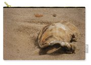 Seashells At The Seashore Carry-all Pouch