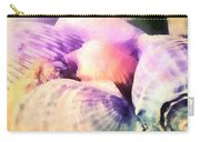 Seashells Painted  Carry-all Pouch