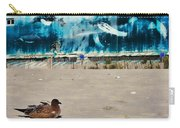 Seaside Art Gallery Carry-all Pouch