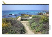 Seaside Bench Carry-all Pouch