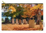 Seaside Cemetery Carry-all Pouch