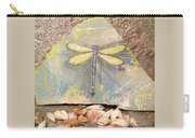 Seaside Dragonfly Carry-all Pouch