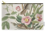 Seaside Finch Carry-all Pouch