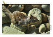 Seaside Ground Squirrel Carry-all Pouch