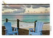 Seaside In Antigua Carry-all Pouch