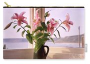 Seaside Lilies Carry-all Pouch