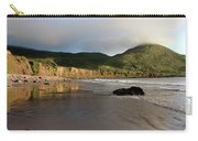 Seaside Reflections - County Kerry - Ireland Carry-all Pouch by Aidan Moran