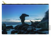 Seaside Rock Formations At Daybreak Carry-all Pouch
