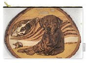 Seaside Sam Carry-all Pouch by Denise Tomasura