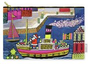 Seaside Santa Carry-all Pouch