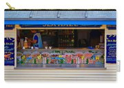 Seaside Shellfish Snack Shack Carry-all Pouch