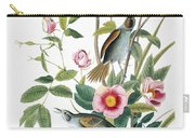 Seaside Sparrow, 1858 Carry-all Pouch